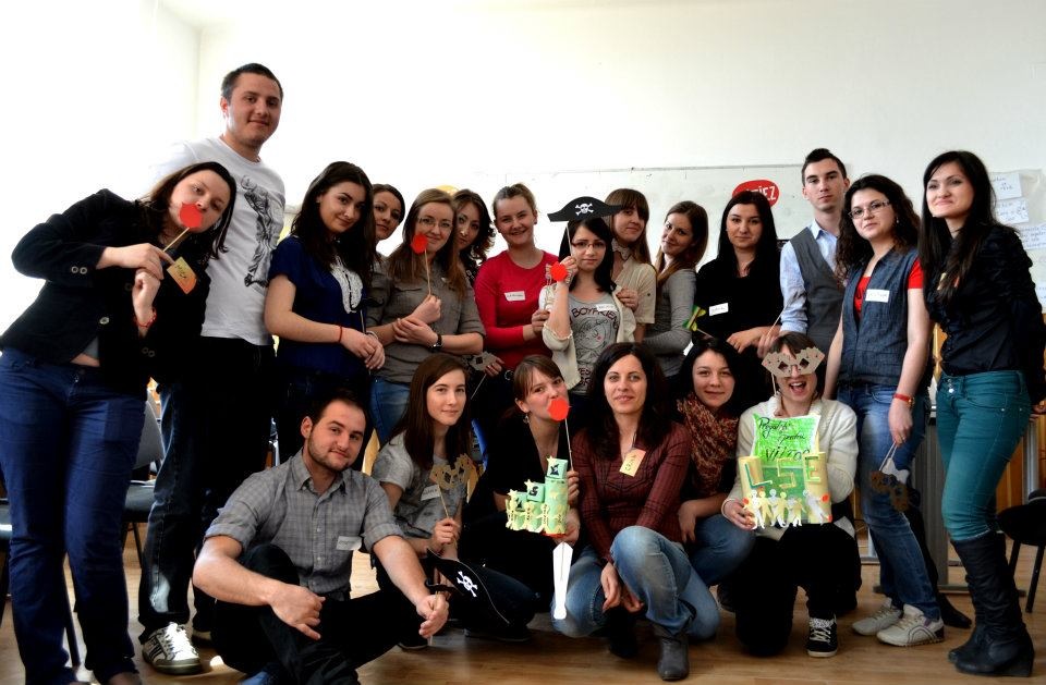 Experiență frumoasă de training alături de ONGuri ieșene