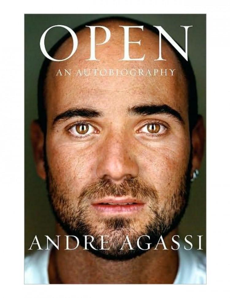 OPEN – al lui Agassi